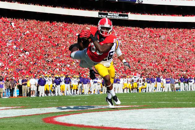 LSU vs. Georgia: 10 Things We Learned from the Bulldogs' Win