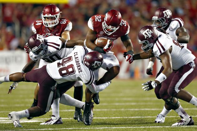 Texas A&M vs. Arkansas: 10 Things We Learned from the Aggies' Win