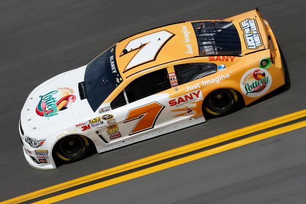 Ranking the 10 Worst Paint Schemes in NASCAR Today