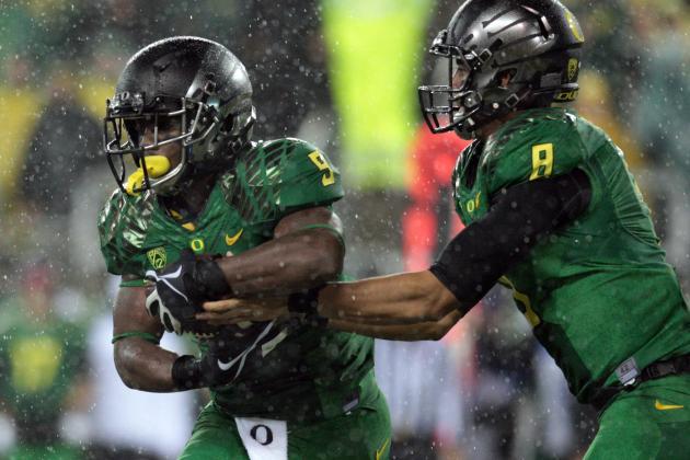 College Football Rankings 2013: Full Top 25 Breakdown for Week 6