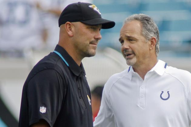 Colts vs. Jaguars: Takeaways from Jacksonville's 37-3 Loss to Indianapolis