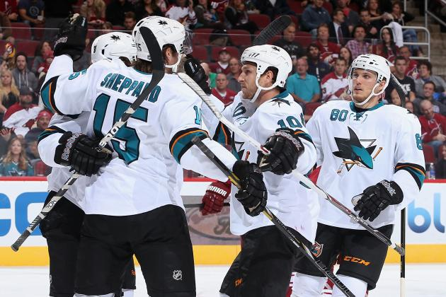 Complete 2013-14 Season Preview for the San Jose Sharks