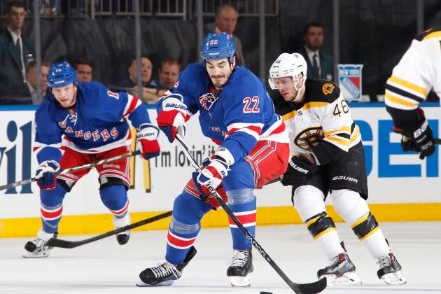 New York Rangers Players Most Likely to Be Traded in 2013-14