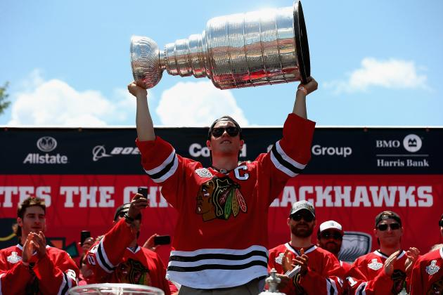 Complete 2013-14 Season Preview for the Chicago Blackhawks