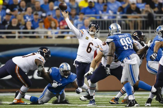 Bears vs. Lions: Full Roster Report Card Grades for Chicago