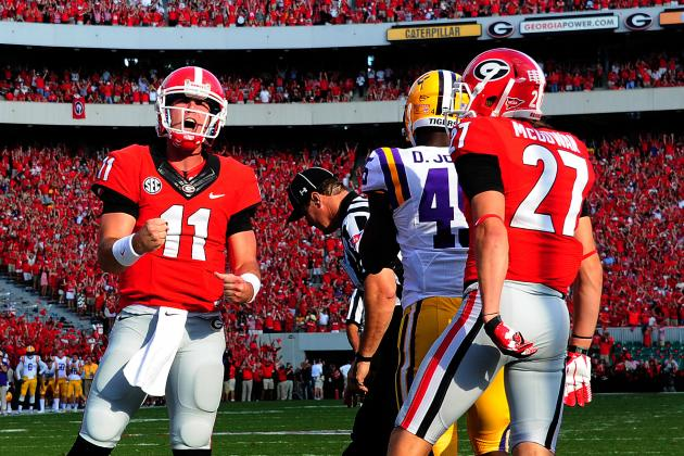 SEC Football: Power Ranking Every Team Post-Week 5