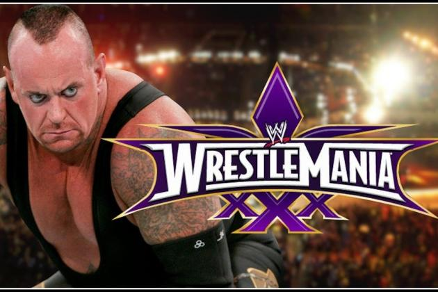 5 Possible Candidates to Take on the Undertaker's Streak at WrestleMania XXX
