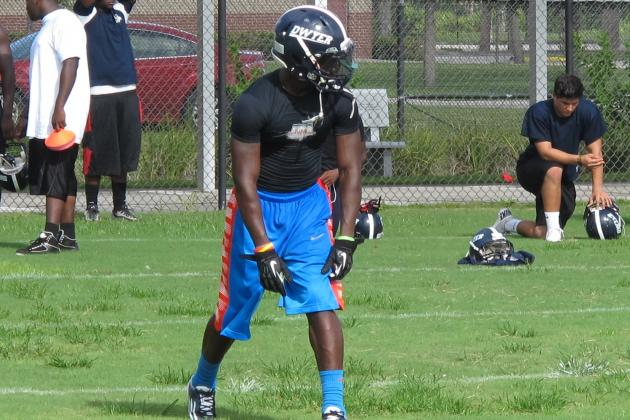 10 Top Uncommitted 2014 College Football Recruits in State of Florida