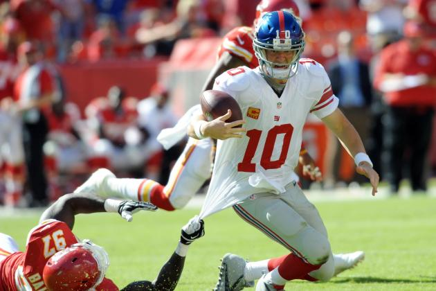 Giants vs. Chiefs: Takeaways from New York's 31-7 Loss to Kansas City
