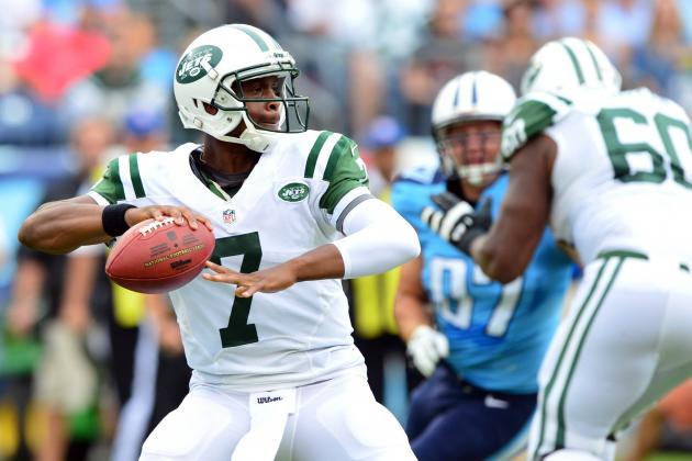 Jets vs. Titans: Takeaways from New York's 38-13 Loss to Tennessee