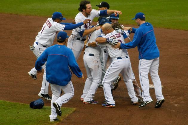 New York Mets' Final Grades for 2013 Season