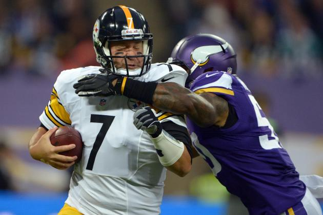 Steelers vs. Vikings: Takeaways from Pittsburgh's 34-27 Loss to Minnesota