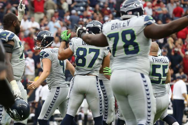 Seahawks vs. Texans: Full Roster Report Card Grades for Seattle