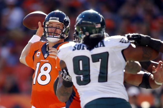 Eagles vs. Broncos: 8 Takeaways from Denver's 52-20 Victory over Philadelphia