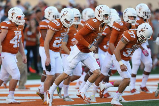Texas Football: 5 Most Important Takeaways from September