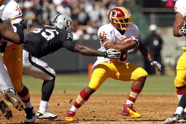 Washington Redskins vs. Oakland Raiders: Takeaways from Washington's 24-14 Win