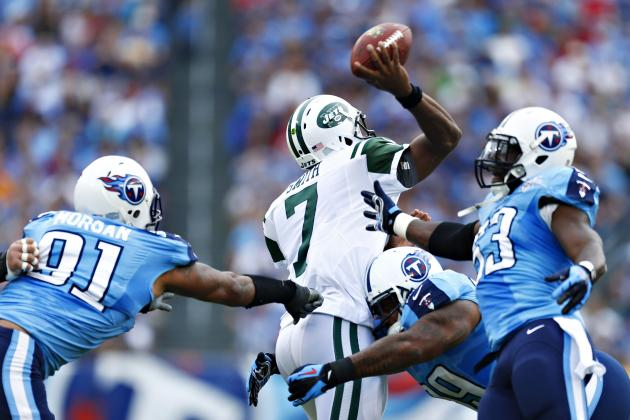Tennessee Titans vs. New York Jets: Full Roster Report Card Grades for New York