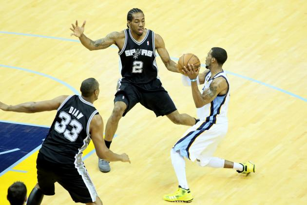 5 Ways to Take Memphis Grizzlies' Offense to the Next Level