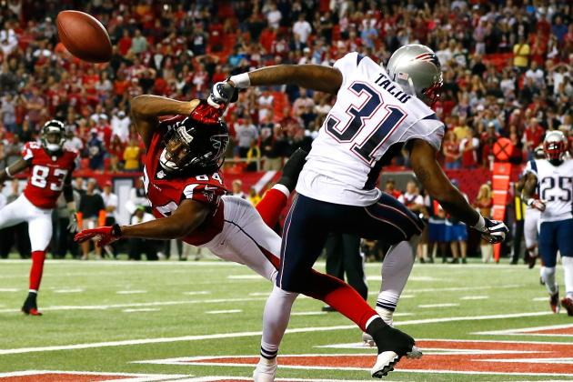 Falcons vs. Patriots:  Full Roster Report Card Grades for Atlanta