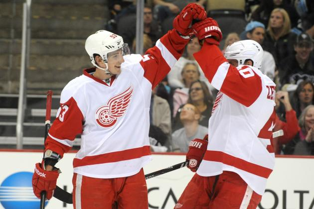 Complete 2013-14 Season Preview for the Detroit Red Wings
