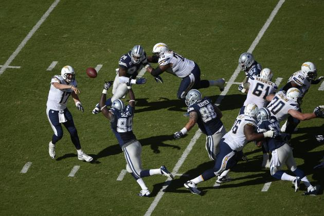Cowboys vs. Chargers: Full Roster Report Card Grades for Dallas