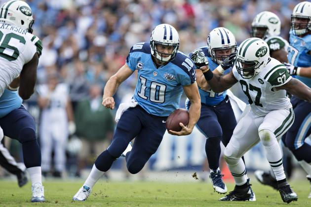 Jets vs. Titans: Full Roster Report Card Grades for Tennessee