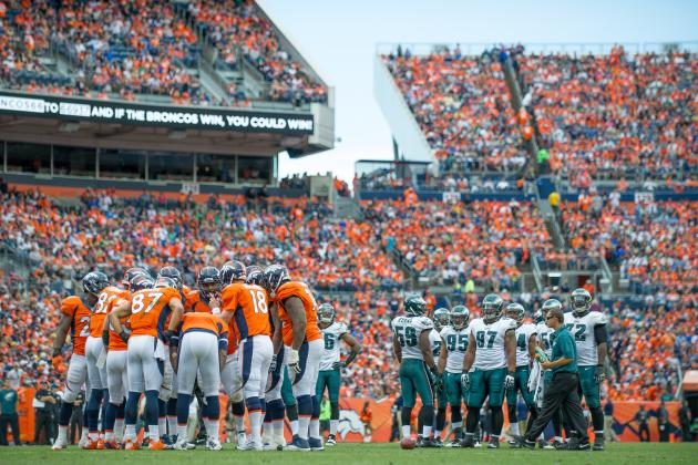 Philadelphia Eagles vs. Denver Broncos: Full Report Card Grades for Philly