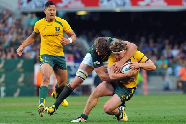 The Biggest Hits in World Rugby This Week, Wallabies Leave Mark on South Africa