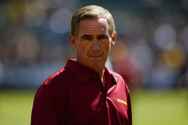 Full Breakdown and Predictions for Washington Redskins' Post-Bye Schedule