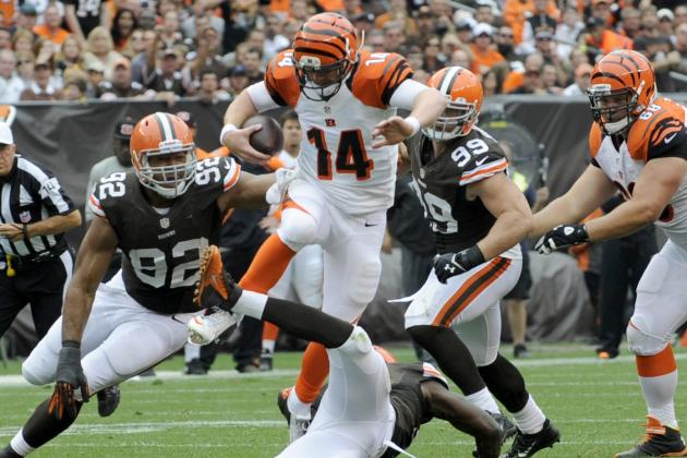 Bengals vs Browns: Full Roster Report Card Grades for Cincinnati