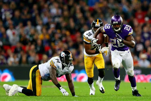 Steelers vs. Vikings: Full Roster Report Card Grades for Pittsburgh