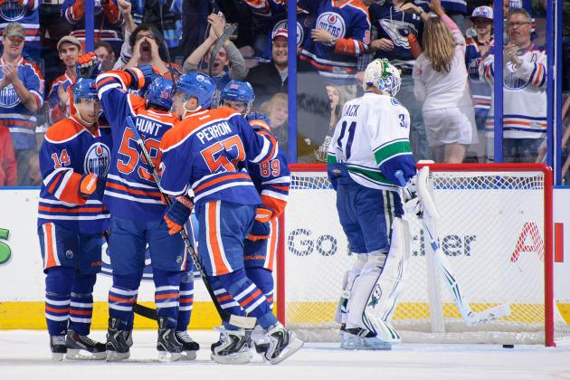 Complete 2013–14 Preview for the Edmonton Oilers