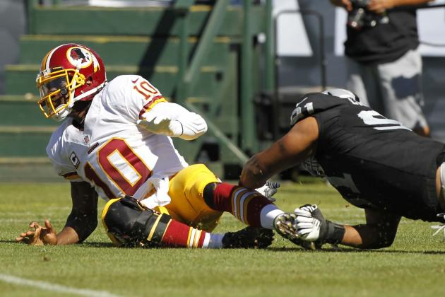 Washington Redskins: Studs, Duds and Biggest Surprises at the One-Quarter Mark