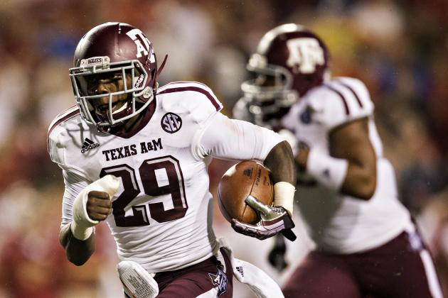 Texas A&M Football: 3 Adjustments Aggies' Defense Must Make During Bye Week