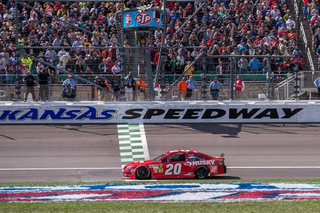 Complete Preview for NASCAR Sprint Cup Series at Kansas