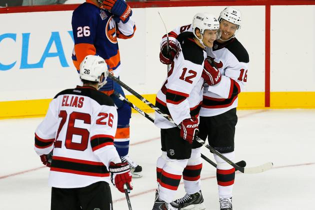 Complete 2013-14 Season Preview for the New Jersey Devils