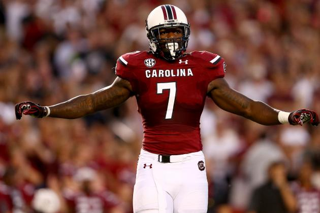 2014 NFL Draft: Week 4 Mock Draft Update