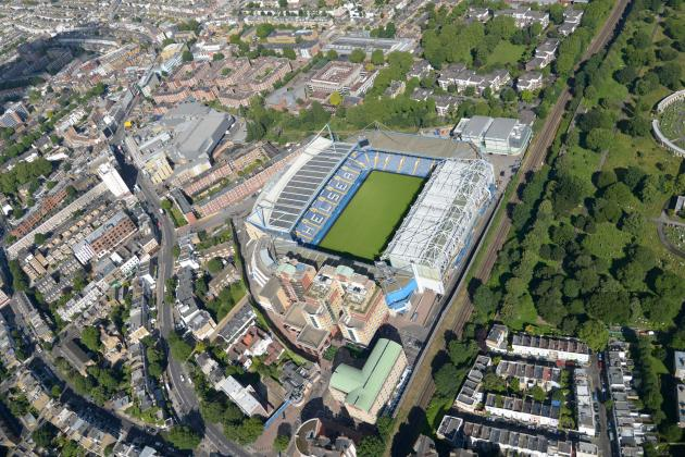 Ranking the 20 Premier League Stadiums