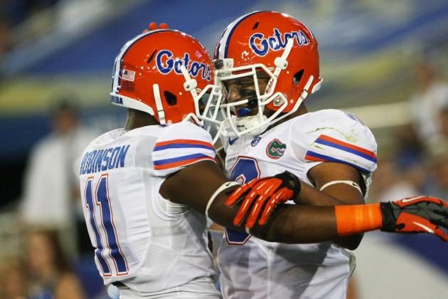 Florida Football: The 5 Most Important Takeaways from September