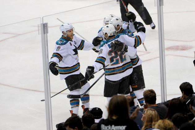 Biggest Potential Problems for San Jose Sharks' 2013-14 Season