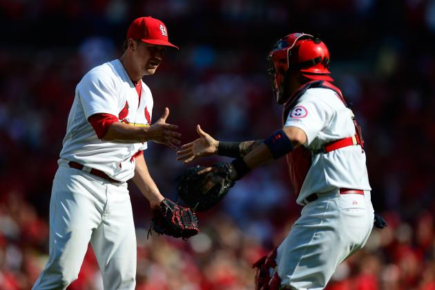 The 2013 St. Louis Cardinals by the Numbers