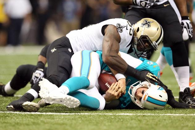 Dolphins vs. Saints: Takeaways from Miami's 38-17 Loss in New Orleans