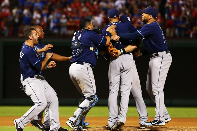 AL Wild Card Game 2013: Rays vs. Indians Breakdown and Predictions