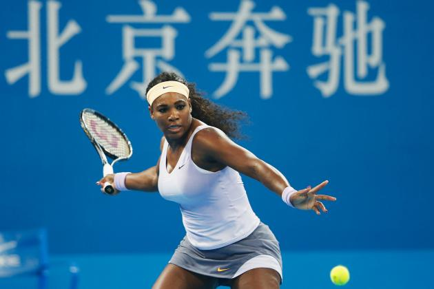 What's at Stake for Women's Top Stars at '13 China Open?
