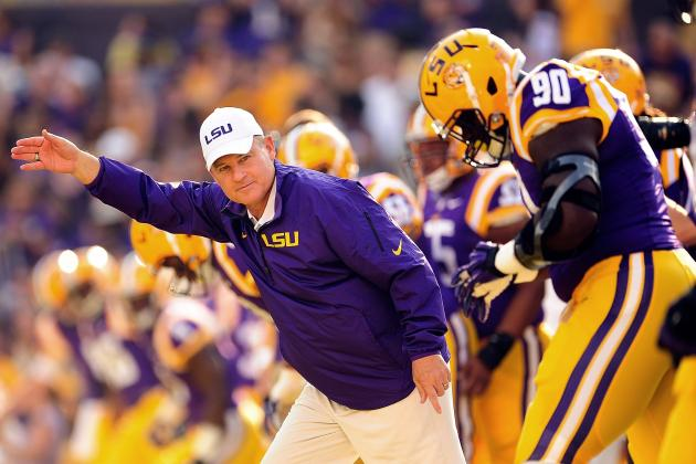 LSU Tigers vs. Mississippi State Bulldogs Complete Game Preview