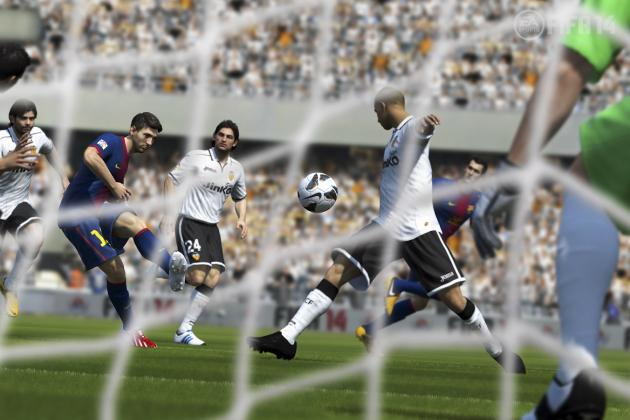 EA Sports FIFA 14: Top Goals of the Last Week
