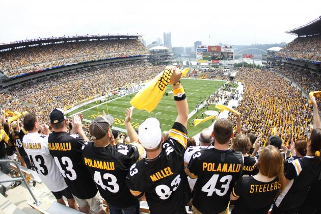 Full Breakdown and Predictions for Pittsburgh Steelers' Post-Bye Schedule