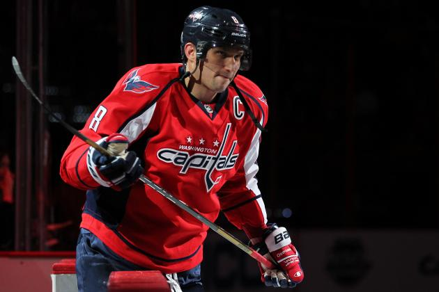 One Prediction for Each of the Washington Capitals' Top Stars in 2013-14