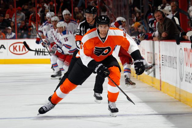 Philadelphia Flyers Players Most Likely to Be Traded in 2013-14