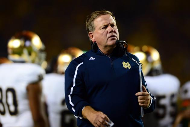 Freshmen Who Notre Dame Fans Are Desperate to See Get More Playing Time